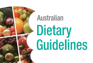 Australian dietary guidelines to be reviewed