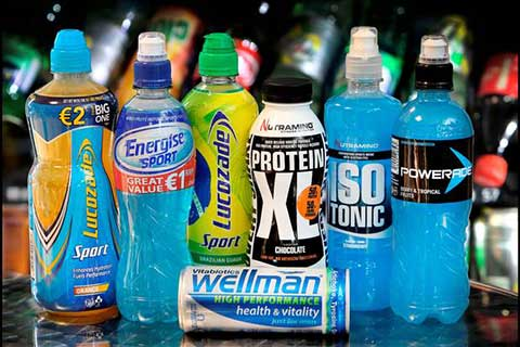 Sports Drinks: Is the Sugar Needed?