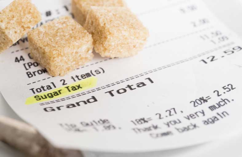 NZ Report on Sugar Taxes