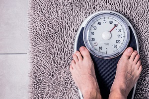 Increase in overweight and obesity in young adults
